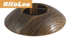 Обвод для труб Rico Leo Дуб престиж d- 16 мм (2шт)