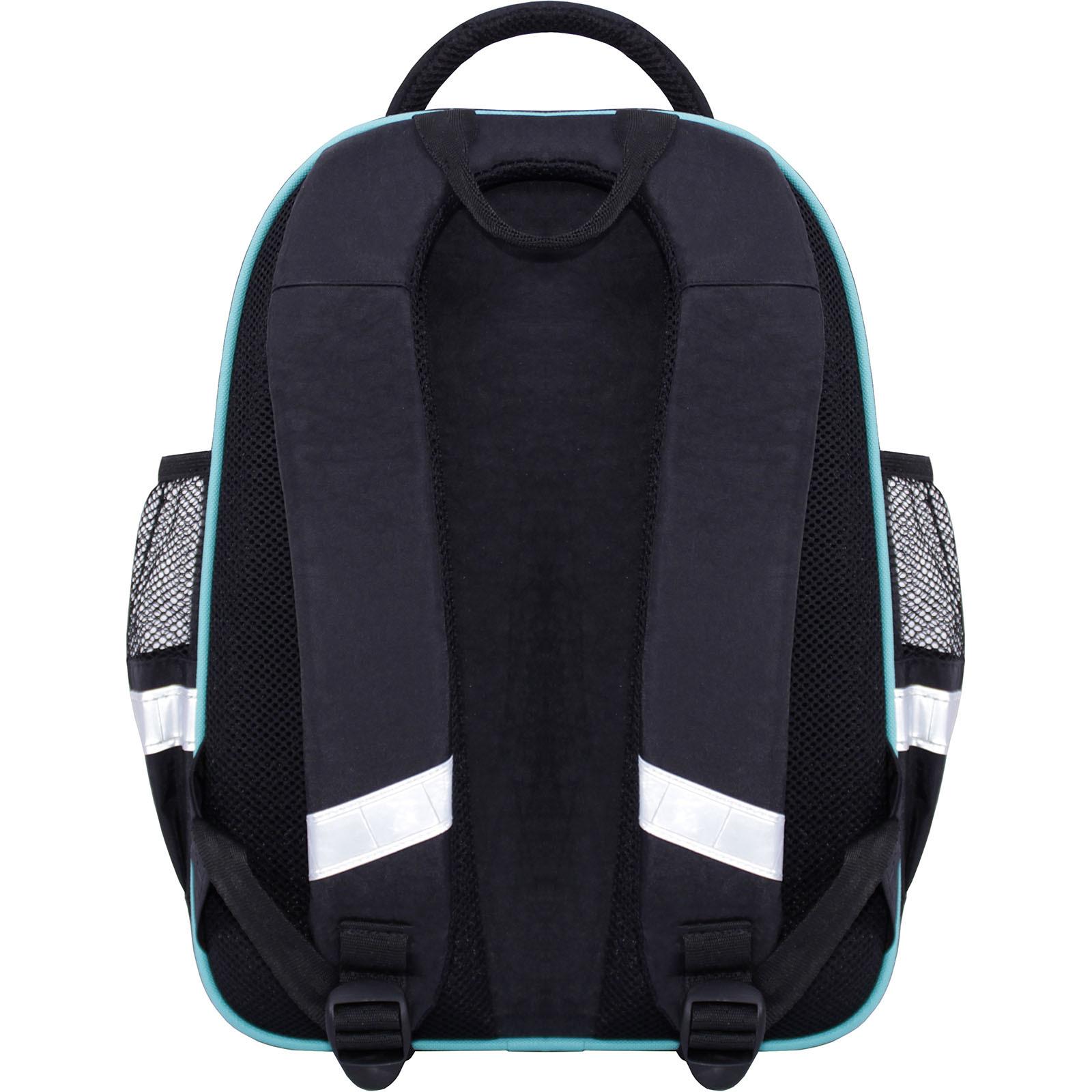 Рюкзак школьный Bagland Mouse черный 558 (0051370) фото 3