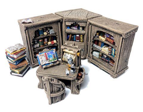 Книжный уголок библиотекаря
