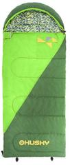 Спальник детский Husky Kids Milen -5С 160x65 зеленый