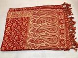 Платок-шаль женская