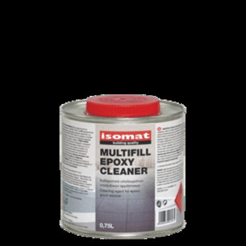 Isomat Multifill Epoxy Cleaner/Изомат Мультифил Эпокси Клинер очищающее средство для остатков эпоксидных затирок