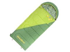 Спальник детский Husky Kids Milen -5С 160x65 зеленый - 2