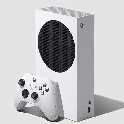 Игровая консоль Microsoft Xbox Series S, 512 Гб, Белый