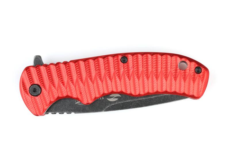 Нож складной STINGER FK-A175BK