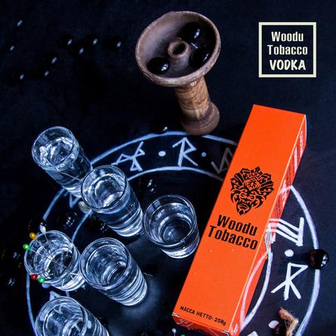 Табак Woodu Водка 250 г