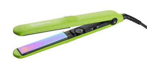 Щипцы-выпрямители Gamma Piu Rainbow 230 ° зеленые