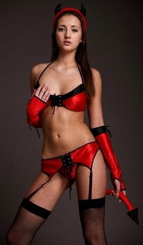 Игровой костюм Red Devil