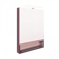 Зеркальный шкаф Roca The Gap ZRU9302753 80 см, фиолетовый