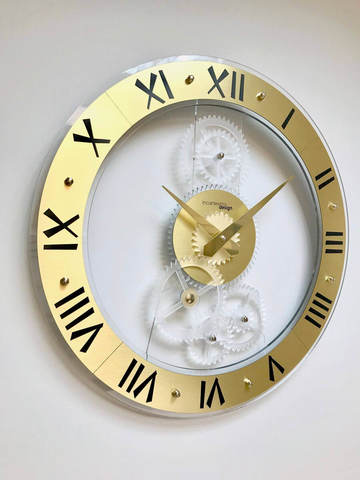 Настенные часы Incantesimo Design 132GOLD