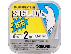 Леска Sunline SIGLON ICE 50m Clear 0.165mm 3 kg