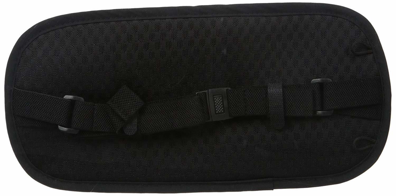 Портмоне на пояс Victorinox Deluxe Security Belt для скрытого ношения, с системой защиты от незаконного сканирования RFID, чёрное, полиэстер с бархатным покрытием, 29x1x14 см. (31171801) | Wenger-Victorinox.Ru