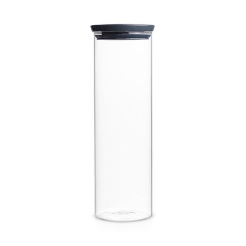 Модульная стеклянная банка 1,9л, артикул 298240, производитель - Brabantia