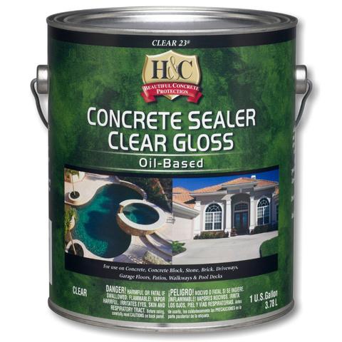 Лак для камня H&C Clear 23 Sealer