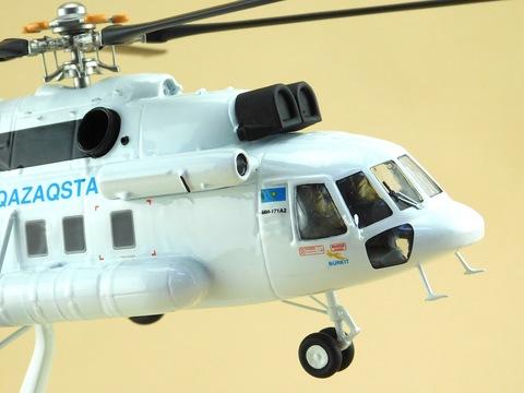 Модель вертолёта Ми-171А2 (М1:48, Qazaqstan)