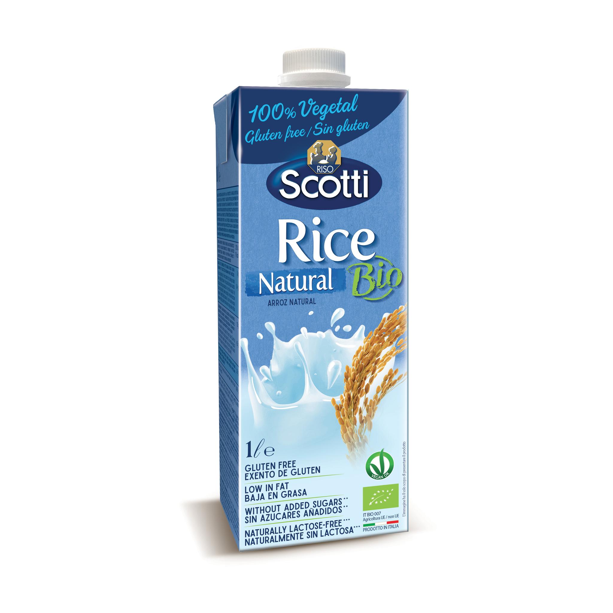 Органический рисовый напиток 1л