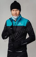 Элитный лыжный жилет Nordski Pro Breeze-Black