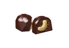Шоколадные конфеты из кэроба с Кешью, 60 г