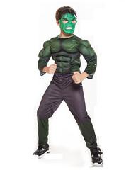Костюм Халка с мускулами Ultimate Power