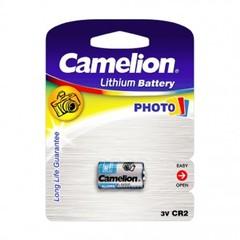 Батарейки Camelion Lithium CR2, 3V (1/20)