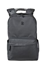 Рюкзак Wenger 14'', с водоотталкивающим покрытием, черный, 28x22x41 см, 18 л