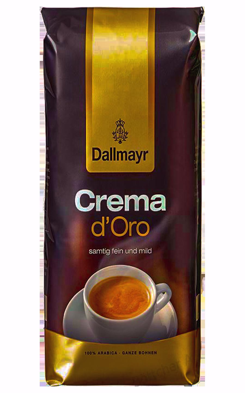 Кофе в зернах Dallmayr Crema d'Oro 500