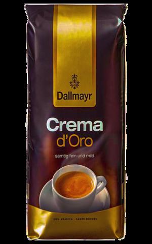 Кофе в зернах Dallmayr Crema d'Oro 500 г