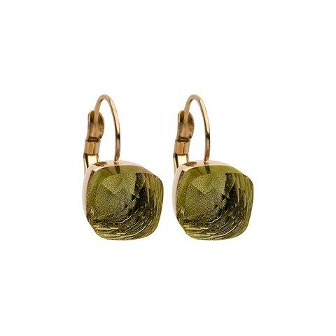 Серьги Firenze olivine 304142 G/G