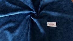 Велюр Престиж 49 синий
