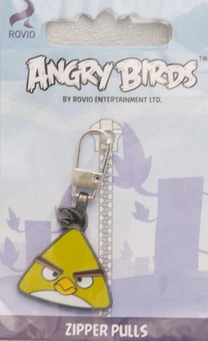 Брелок для молнии Angry Birds
