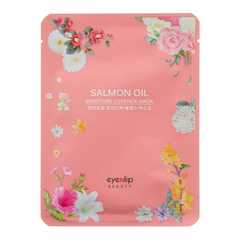 Maska \ Маска Тканевая маска для лица с маслом лосося Eyenlip Salmon Oil