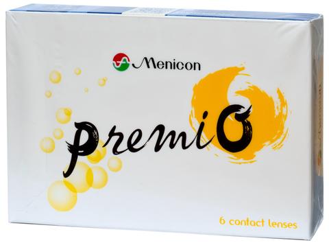 Японские контактные линзы PremiO купить в Хабаровске