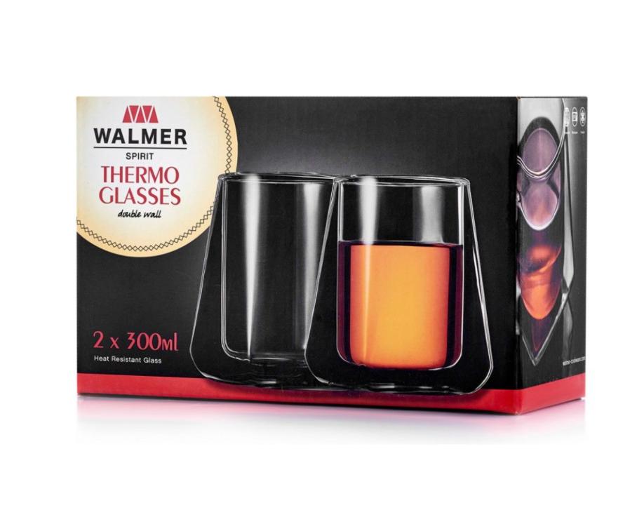 Набор термобокалов Walmer Spirit, 2 шт., 0,3л