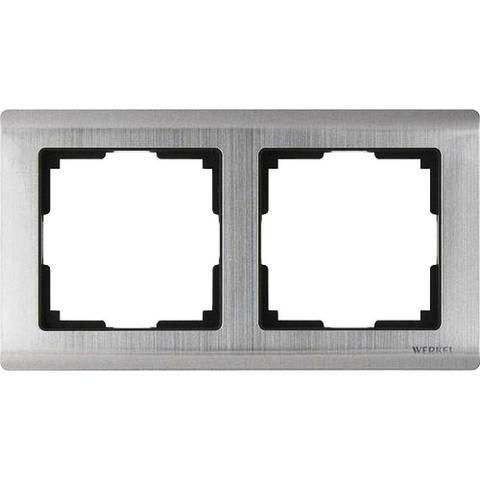 Werkel Рамка W0021602 (WL02-Frame-02) глянцевый никель