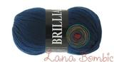 Пряжа Vita Brilliant темно-синий 4955