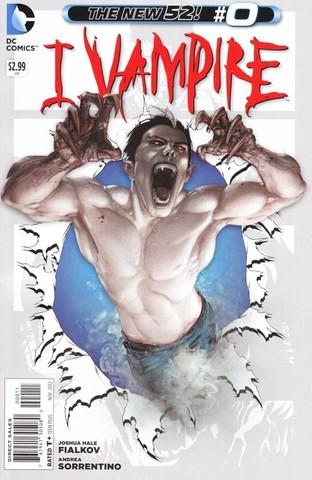 I Vampire #0