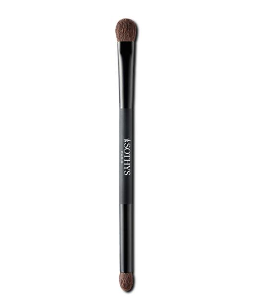 Sothys Make-Up Brushes: Кисть двусторонняя для теней (Double End Eye Brush)