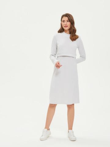 Платье Мила Белый