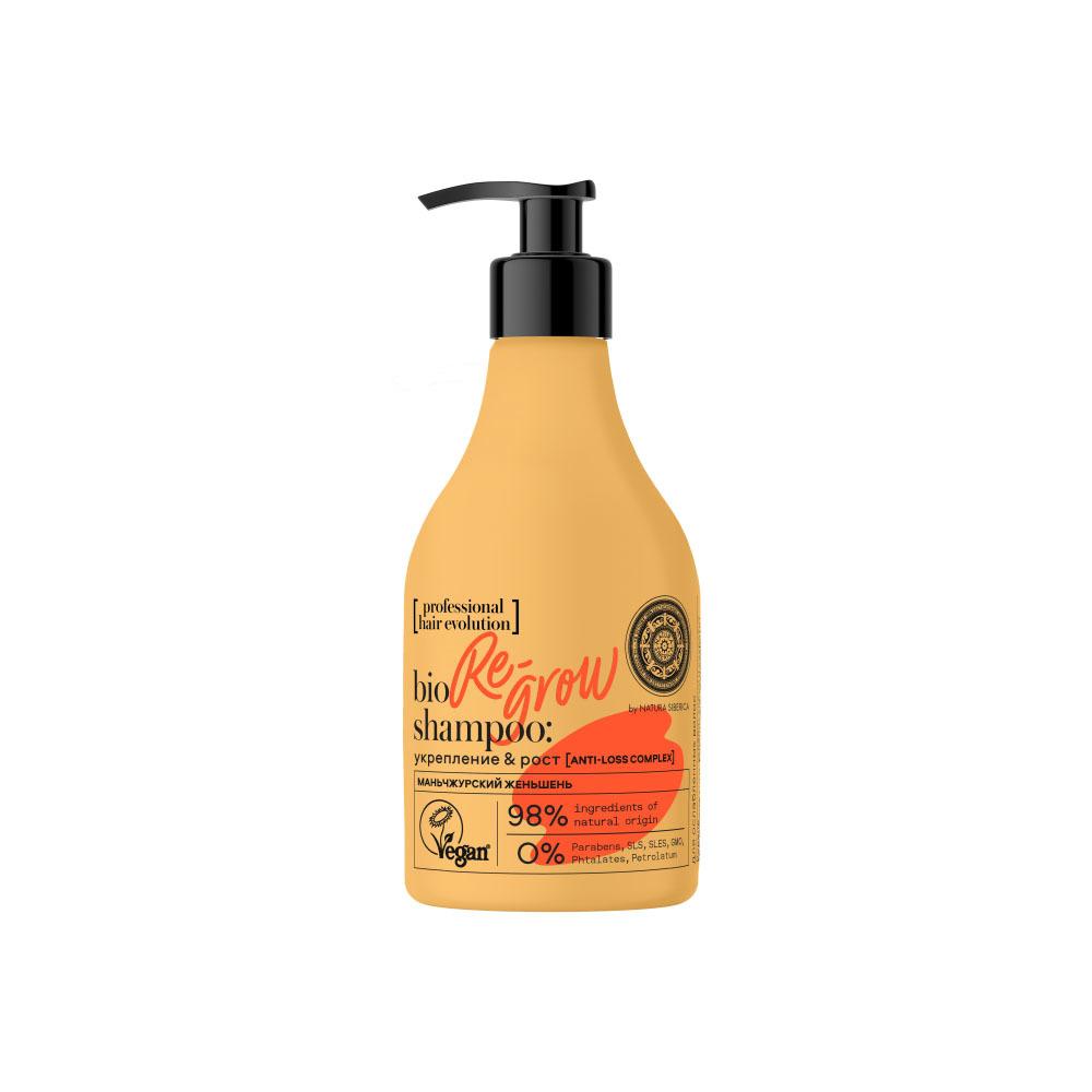 Шампунь для ослабленных волос Re-Grow укрепление и рост волос Hair Evolution