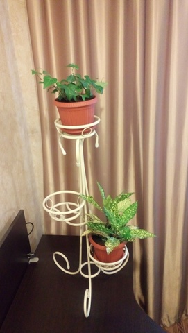 Подставка для цветов на 3 горшка «Маркиз»