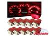 B8.5D 5050 Красный