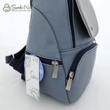 Сумка Саломея 502 мульти скандинавский синий (рюкзак)