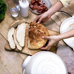 Форма с куполом Set Pain для хлеба Emile Henry (базальт)
