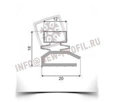 Уплотнитель для холодильника Орск 116 м.к 265*565 мм (013)