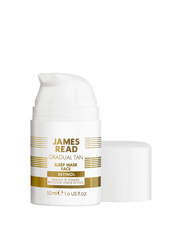 James Read Ночная маска для лица с эффектом загара с ретинолом Sleep Mask Tan Face Retinol