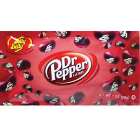 Jelly Belly Dr Pepper Джелли Белли со вкусом Доктор Пеппер 28 гр