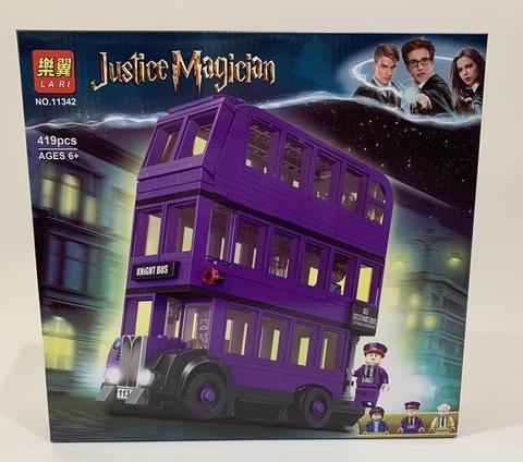 Гарри Поттер 11342 Автобус Ночной рыцарь 419 дет. Конструктор