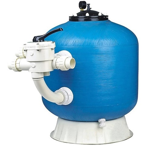 Фильтр шпульной навивки PoolKing FB-004 30 м3/ч диаметр 900 мм с боковым подключением 2