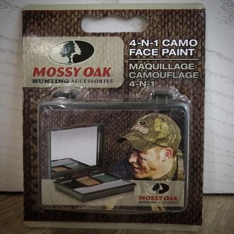 Краски для лица Mossy Oak, охотничья маскировка