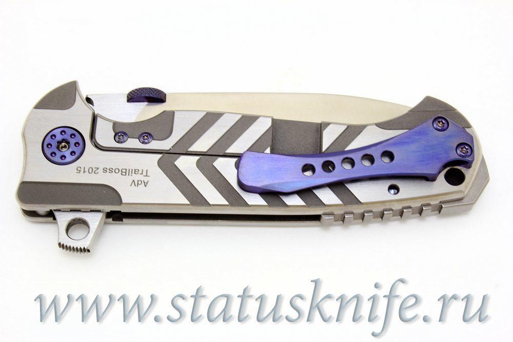 Нож Trailboss 2015 Andre De Villiers - фотография